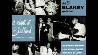ONCE IN A WHILE / A NIGHT AT BIRDLAND vol.1