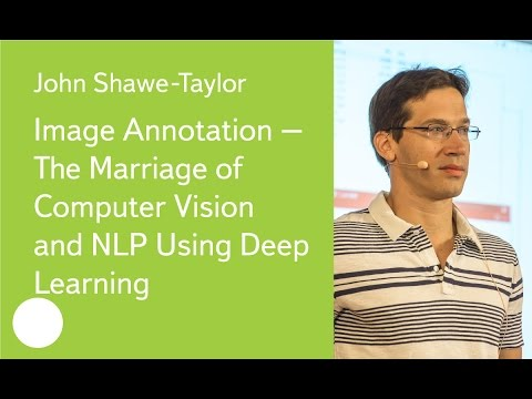 Image Annotation – The Marriage of Computer Vision and NLP Using Deep Learning -  Prof. Lior Wolf