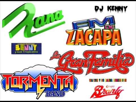 Merengue Clasico De Guatemala Mix 4 DJ Kenny
