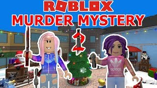 Roblox: Murder Mystery 2 / Murderer vs Sheriff vs Innocent