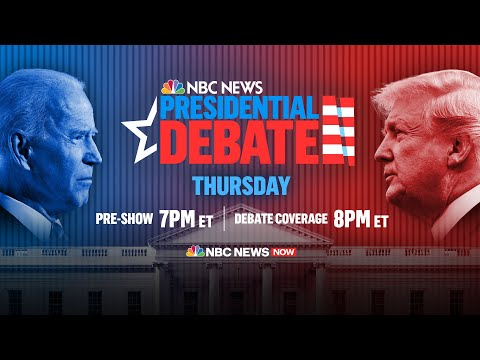 Live: Final 2020 Presidential Debate Between Donald Trump, Joe Biden   NBC News