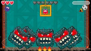Red Ball 4 : Battle Fusion Multiple Strike #Gameplay #Walkthrough