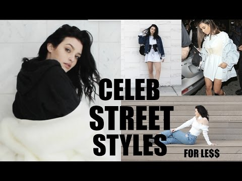 Download Youtube: CELEB STREET STYLES FOR LESS   LookBook!