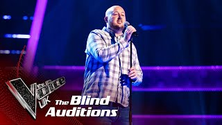 Sean Connolly's 'Suddenly' | Blind Auditions | The Voice UK 2020