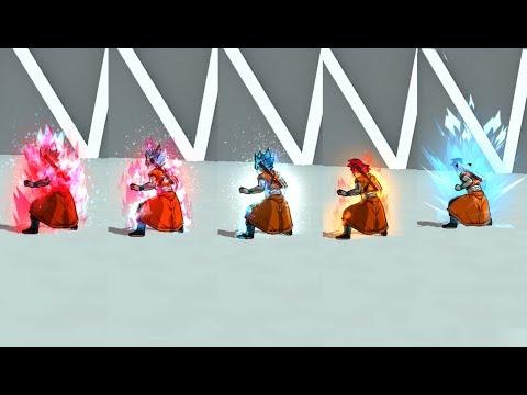The Final Power Level Warrior (TFPLW) Super Yasain God And Carrot Kaioken X20 Part 5