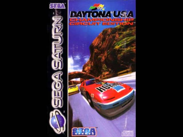 3   Daytona USA: Championship Circuit Edition OST   Sky High