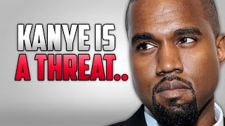 The Music Industry Doesn't Like Kanye