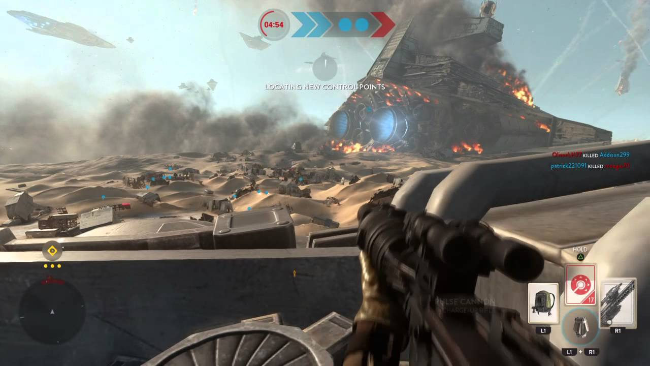 how to get more kills in battlefront 2