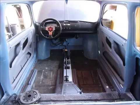 Donne in 500 – Il restauro di una Fiat 500