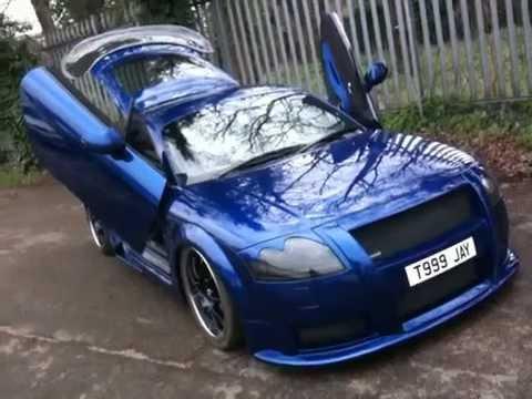 Fully Modified Audi Tt Youtube
