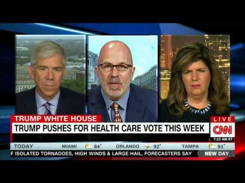 "Michael Smerconish: CNN's Chris Cuomo ""a Stud"""