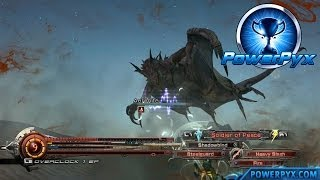 Lightning Returns: Final Fantasy XIII - Aeronite Boss Fight (Desert Dragonslayer Trophy/Achievement)