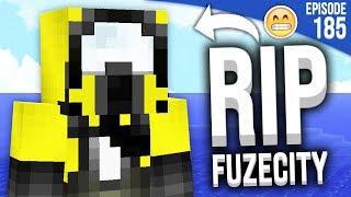 J'AI FAIS EXPLOSER LA FUZECITY... | Minecraft Moddé S4 | Episode 185