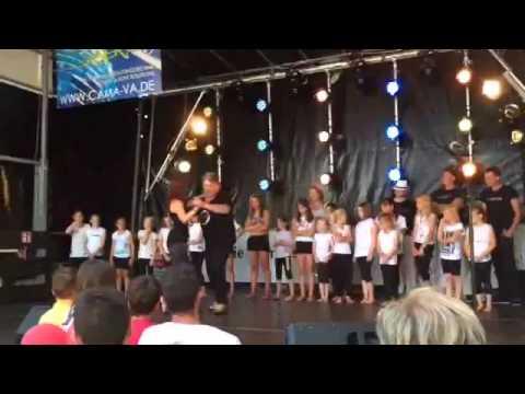Stadtfest Singen 2015 DiscoFox - Vorführung @ Tanzschule Singen