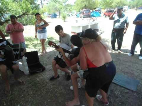 Festival Nacional del Chamame de Federal Entre Rios 2013
