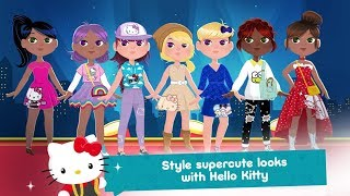 Hello Kitty Fashion Star | Android / iOS Gameplay
