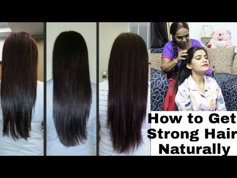 How to Get Strong Hair Naturally with Dabur Amla Hair Oil | Super Style Tips
