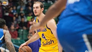 Alex Caruso racks up a career-best 16 assists | South Bay Lakers