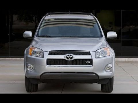 2009 Toyota Rav4 Driven Car And Driver
