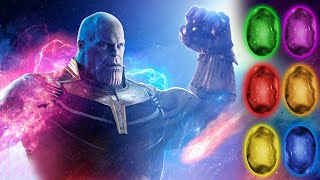 ALL 6 INFINITY STONES AND THEIR POWERS EXPLAINED - Watch Before Avengers Endgame