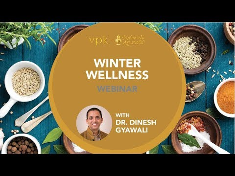 Winter Wellness Webinar -- vpk by Maharishi Ayurveda