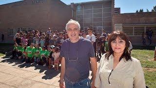 Rosa Merlo y José Falco ganadores Cordobés del Año 2018