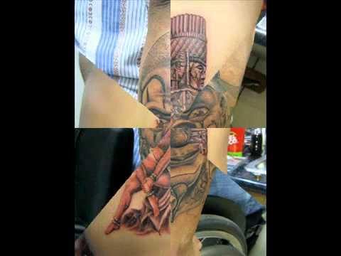 Jose Lopez - Lowrider Tattoo.mp4
