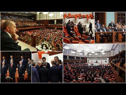Türkiye Büyük Millet Meclisi'nde Terör Tartışması