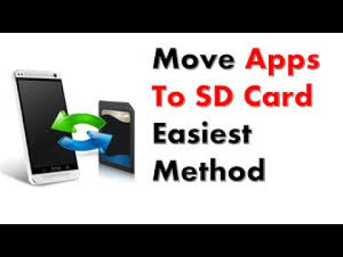 How To Move All Apps To SD Card