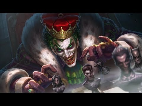 New skin Emperor Joker is now available!