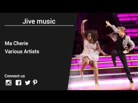 Various Artists – Ma Cherie - Jive music