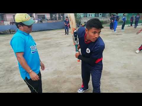 Individual Coaching In NCA Nepal By Suraj Kumar Rai