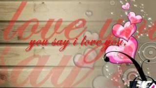 I Love You 2--Usher with Lyrics.