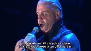 Ohne dich - Rammstein (Lyrics/Subtitulada al Español)