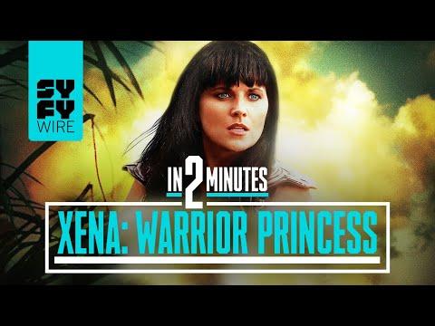 Xena: Warrior Princess In 2 Minutes | SYFY WIRE thumbnail