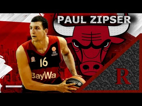 Chicago Bulls Paul Zipser Highlight Video | Here Comes The Boom |ᴴᴰ