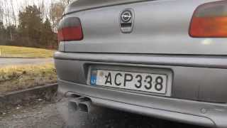 Opel Omega B V6 Steinmetz sound