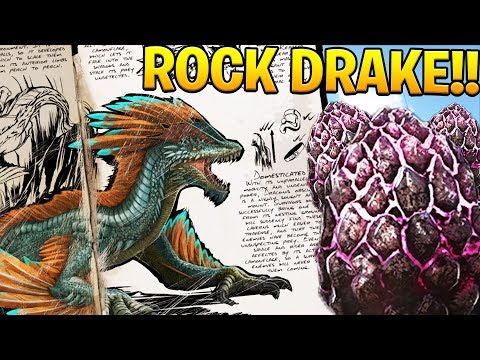 HOW TO TAME A ROCK DRAKE IN 30 MINUTES - ARK SURVIVAL EVOLVED ABERRATION EXPANSION #15 | JeromeASF