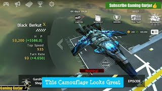 Gunship Battle - Black Berkut Gunship Gameplay