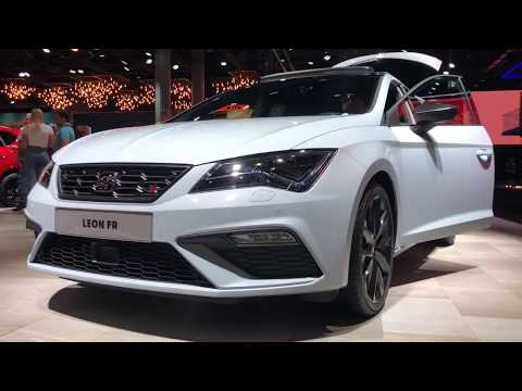 2020 SEAT Leon FR Debut At Frankfurt Motor Show 2019 | In-Depth Video Walk Around