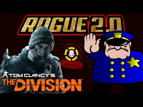 This is what going solo in Rogue 2.0 looks like... - The Division 1.8