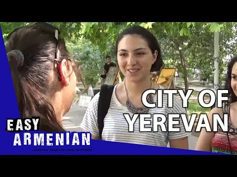 City Of Yerevan | Easy Armenian 1