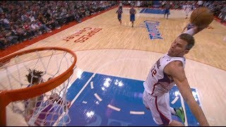 NBA Off The Glass Alley Oops Video