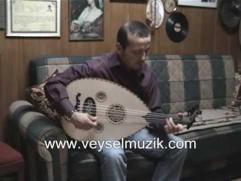 Gürsel Torun Saba Oud taqasim 3 Oud made By Dr Cengiz Sarıkuş تقاسيم صبا