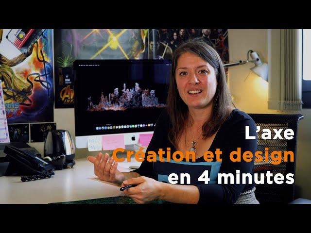 #IIM : l'axe Création & Design • Fadela Moizard