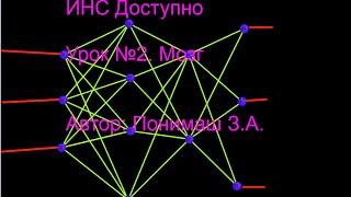 Нейронные сети доступно (Урок 2. Мозг)