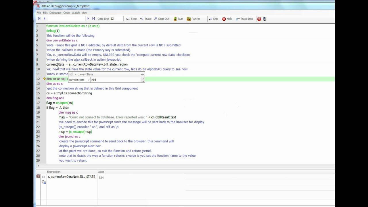 V11 Custom Ajax Callback - an In-Depth Example Part 2