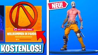 🎁NEW FREE DINGE in Fortnite!! 🎁 Welcome to Pandora!!
