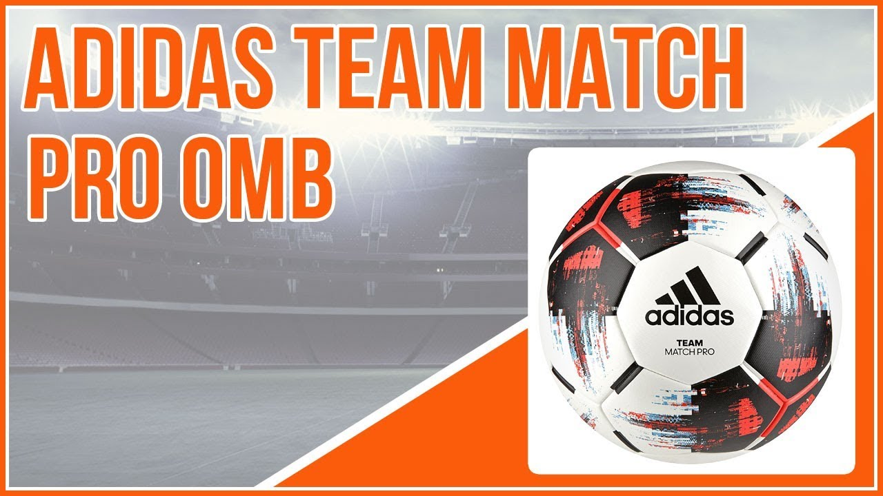 reputable site f2107 8e684 der günstige adidas Team Match Pro OMB Spielball