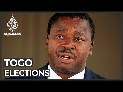 Longtime leader Gnassingbe seeks fourth term in Togo's election